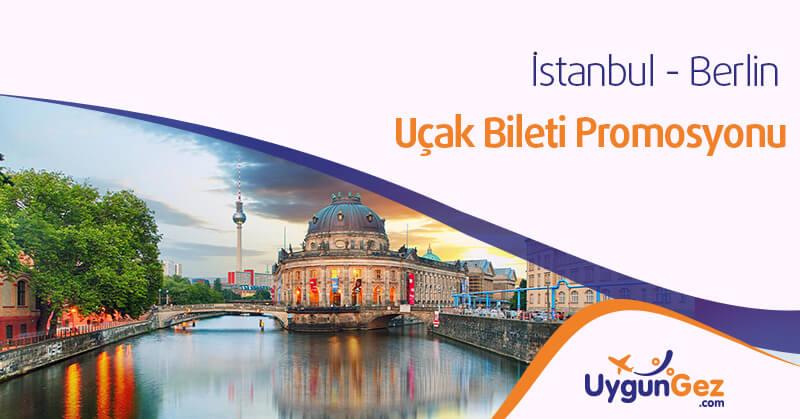 istanbul berlin uçak bileti kampanyası
