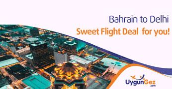 Sweet flight deal