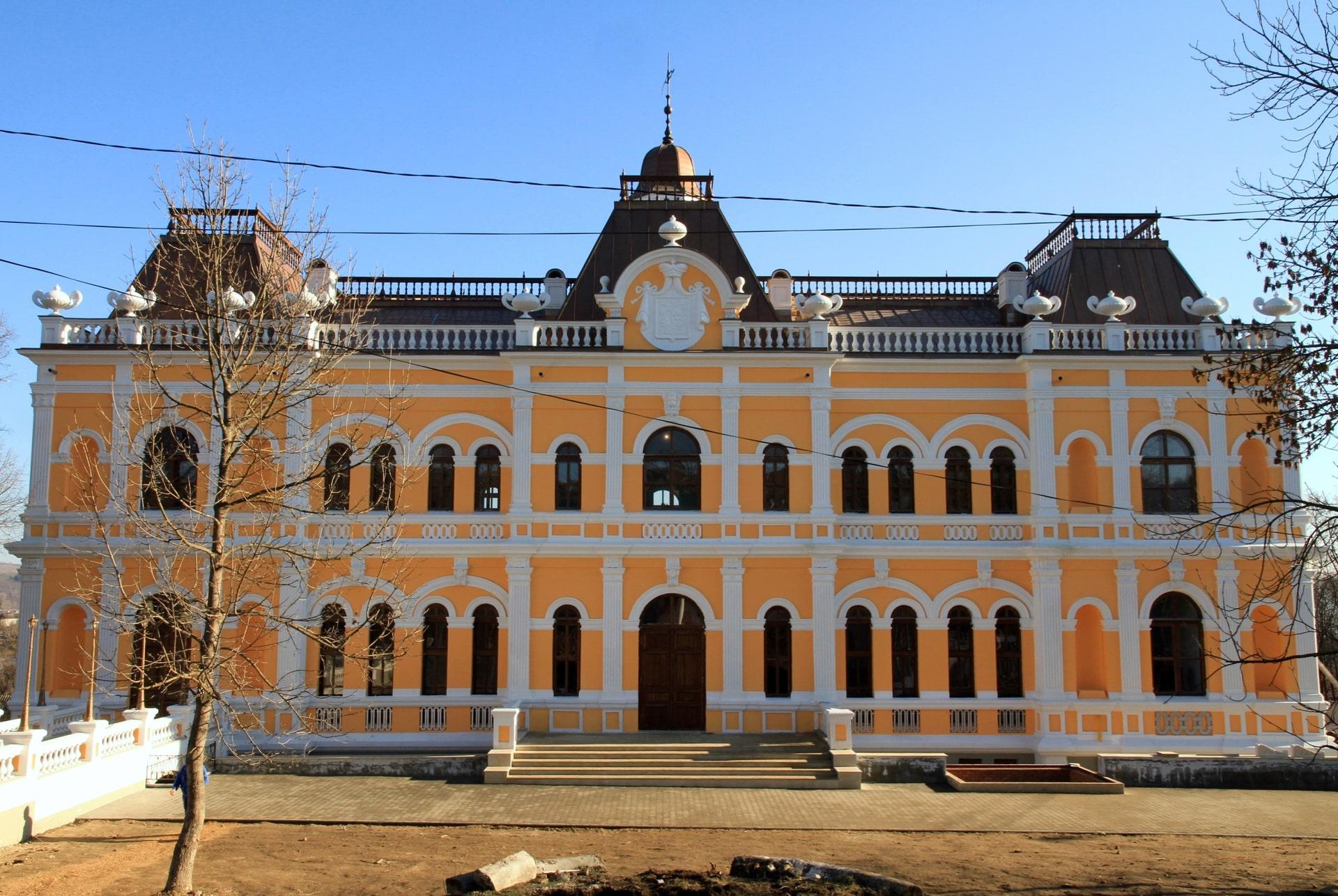 Manuc Bey Sarayı