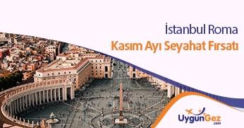 İstanbul Roma Seyahat Fırsatı thumbnail