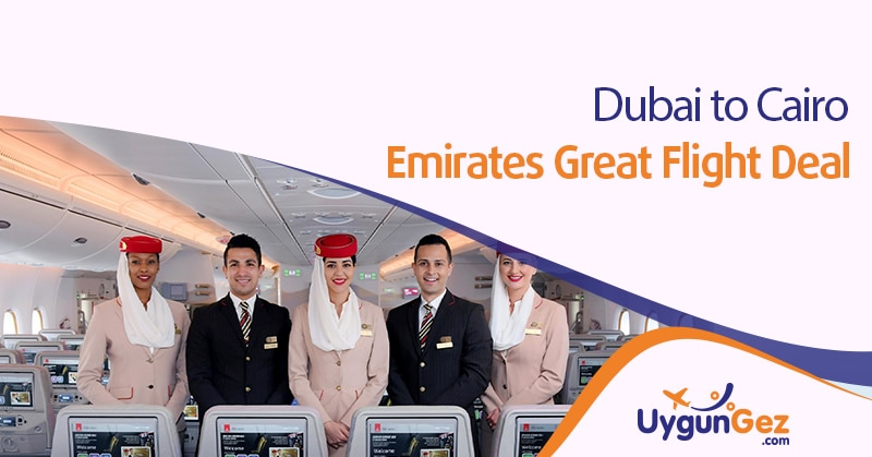 Emirates flight deal banner
