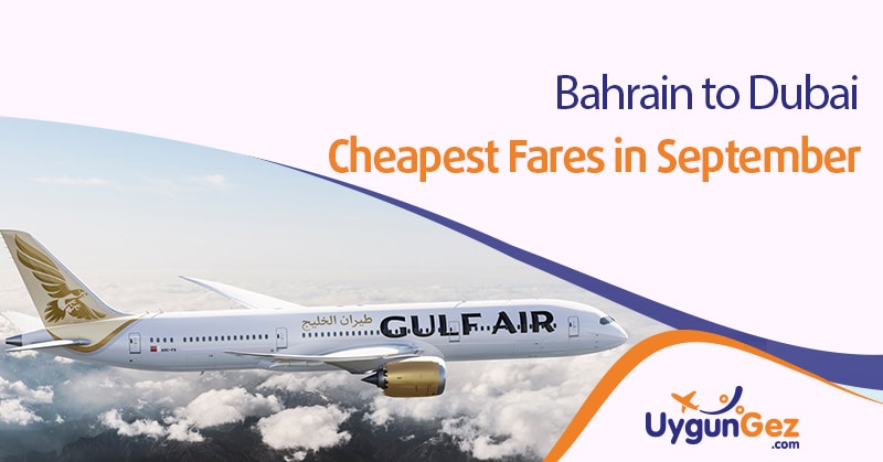 Bahrain to Dubai flight deal banner