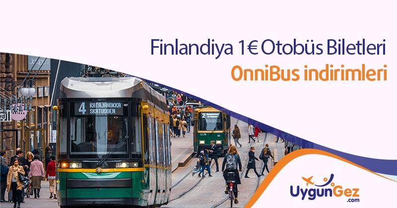 Finlandiya otobüs indirimleri