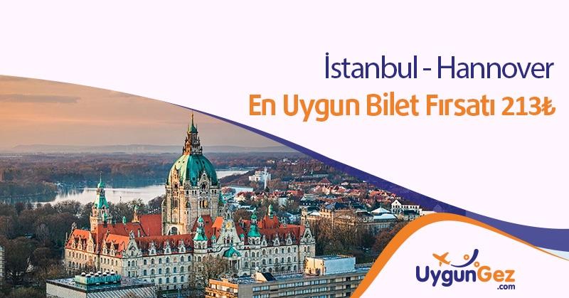 İstanbul Hannover seyahat fırsatı