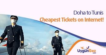 Doha to Tunis discounted flights page thumbnail