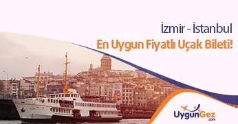 İzmir İstanbul, seyahat fırsatı. En uygun fiyatlı bilet