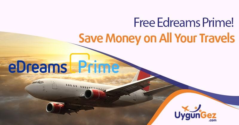 Free Edreams prime