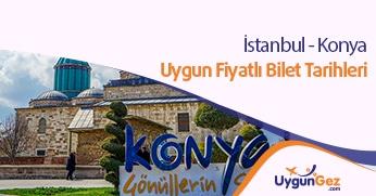 Seyahat Fırsatı Konya İstanbul