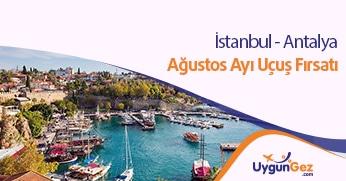 İstanbul Antalya Uygun Uçuş küçük resim