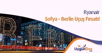 Sofya Berlin Ucuz Uçuş Fırsatı ve bileti