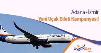 Uçak bileti kampanyası