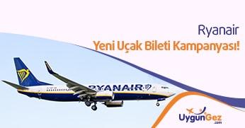 Ryanair ucuz uçak bileti kampanyası