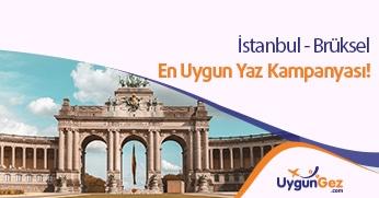 Pegasus, İstanbul Brüksel arası seyahat fırsatı