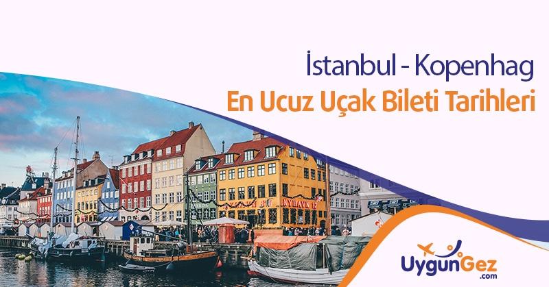 İstanbul Kopenhag seyahat fırsatı