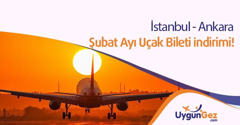 Ankara Uçak bileti fırsatı