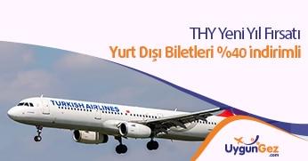 THY uçak bileti kampanyası