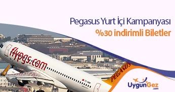 Pegasus bilet kampanyası
