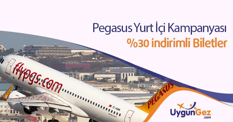 Pegasus indirimli bilet fırsatı